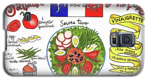 Salade Nicoise Galaxy S5 Case