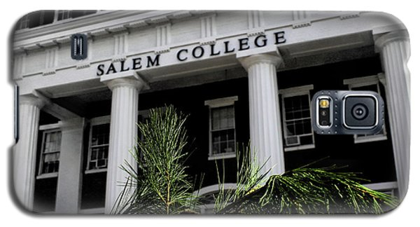 Galaxy S5 Case featuring the photograph Salem College by Jessica Brawley