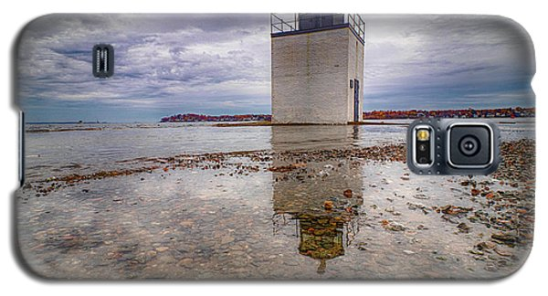 Salem Harbor High Tide Galaxy S5 Case