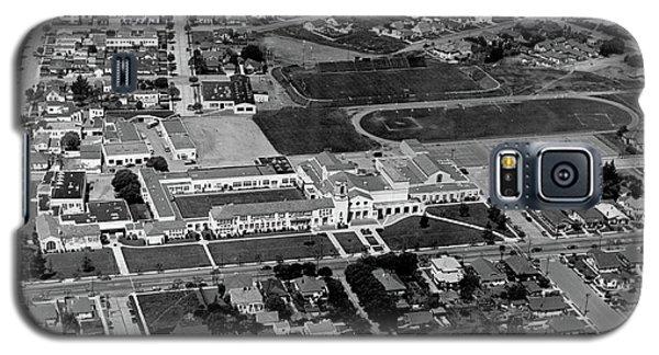 Salinas High School 726 S. Main Street, Salinas Circa 1950 Galaxy S5 Case