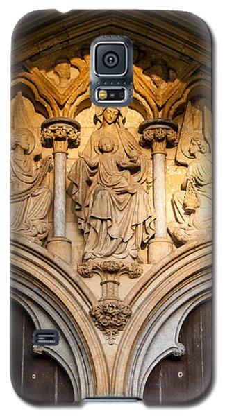 Salisbury Cathedral Doors Galaxy S5 Case