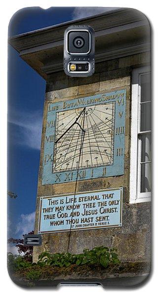 Salisbury Sundial Galaxy S5 Case