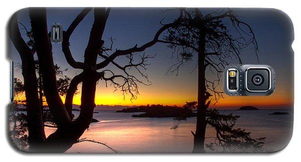 Salish Sunrise Galaxy S5 Case by Randy Hall
