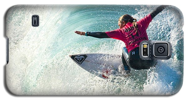 Sally Fitzgibbons Galaxy S5 Case