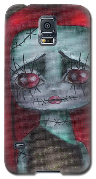 Sally Girl Galaxy S5 Case by Abril Andrade Griffith