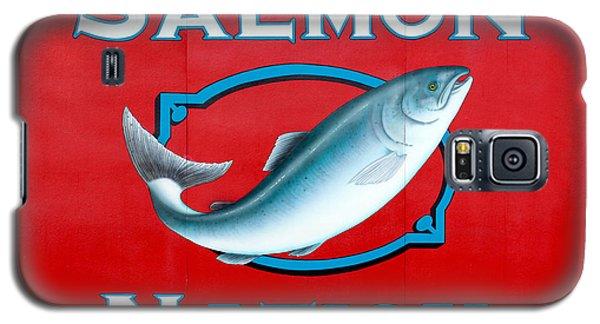 Salmon Nation Galaxy S5 Case
