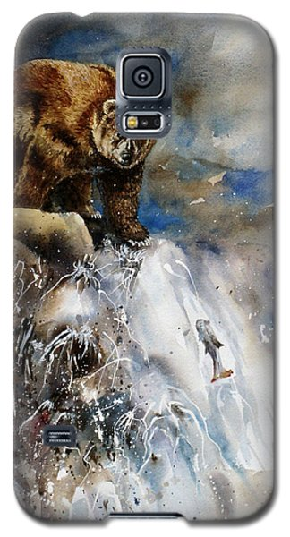 Salmon Run Galaxy S5 Case