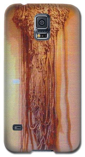Galaxy S5 Case featuring the sculpture Salome by Bernard Goodman