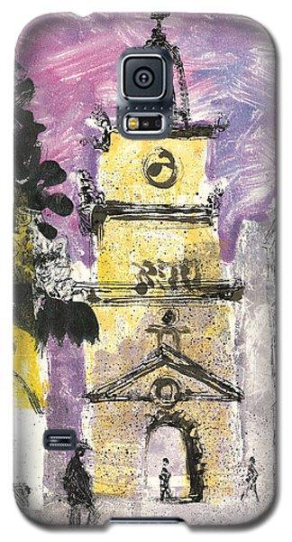 Salon De Provence Galaxy S5 Case by Martin Stankewitz