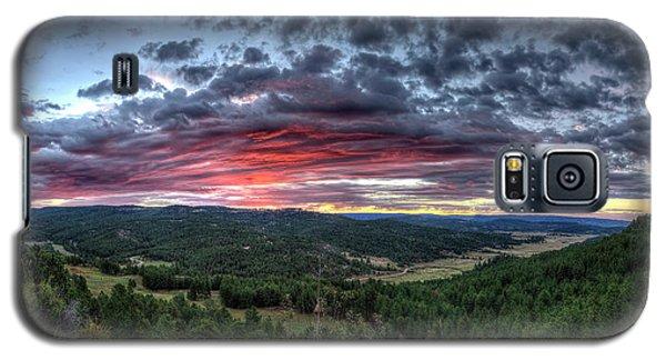 Salt Creek Sunrise Galaxy S5 Case