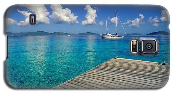Salt Island Ancorage Galaxy S5 Case