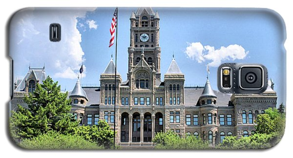 Salt Lake City County Building Galaxy S5 Case