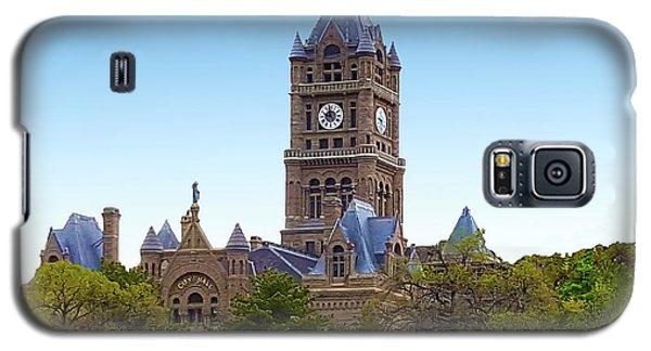 Salt Lake City Hall Galaxy S5 Case