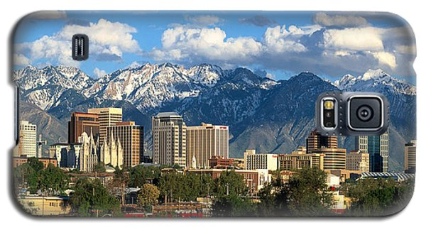 Salt Lake City Galaxy S5 Case