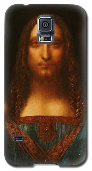 Salvator Mundi Galaxy S5 Case