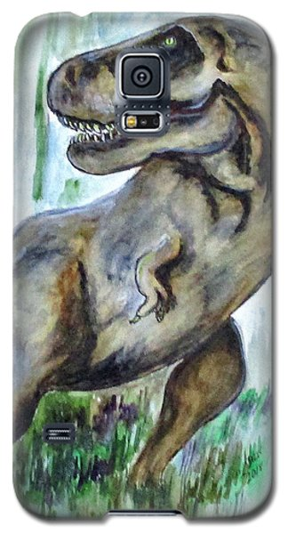 Salvatori Dinosaur Galaxy S5 Case