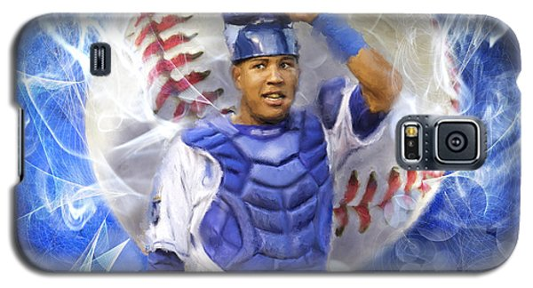 Salvy The Mvp Galaxy S5 Case by Colleen Taylor