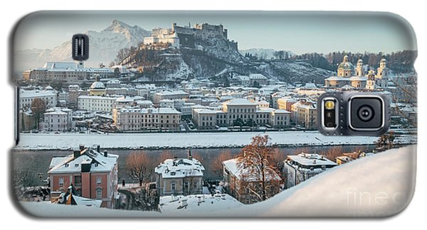 Salzburg Winter Morning Galaxy S5 Case