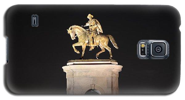 Sam Houston  Galaxy S5 Case