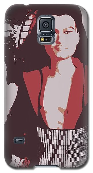 Samarai Ken Galaxy S5 Case