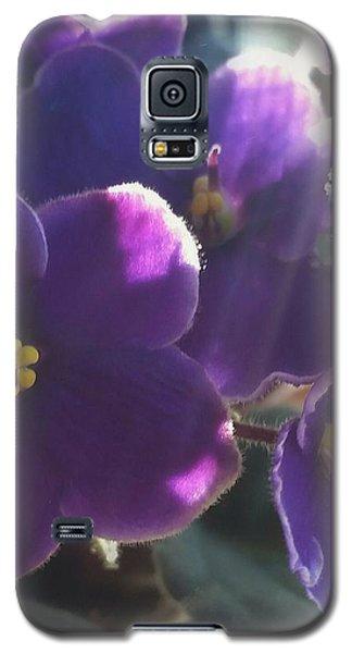 Samara's Flowers Galaxy S5 Case