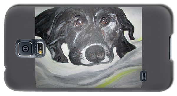 Sweet Sami Black Lab Galaxy S5 Case