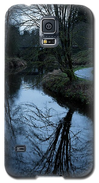 Sammamish River At Dusk Galaxy S5 Case