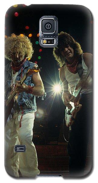 Sammy And Eddie 5150 Galaxy S5 Case