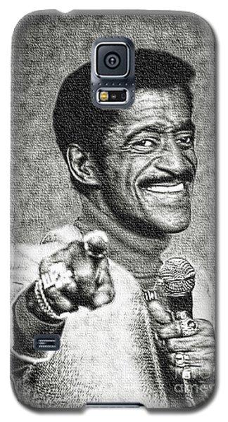 Sammy Davis Jr - Entertainer Galaxy S5 Case