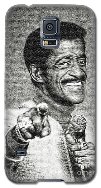 Sammy Davis Jr - Entertainer Galaxy S5 Case