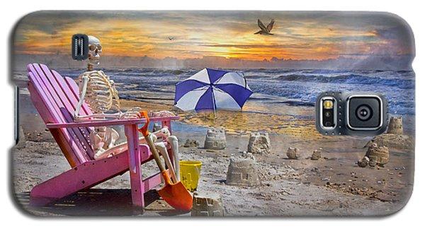 Sam's  Sandcastles Galaxy S5 Case
