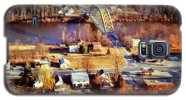 Samuel Morley Bridge Fairlee Vt To Orford Nh Galaxy S5 Case