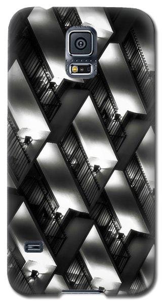 San Antonio At Night Galaxy S5 Case by Eduard Moldoveanu