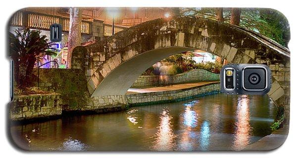 San Antonio River Walk V1 Galaxy S5 Case