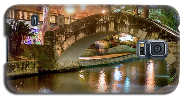 San Antonio River Walk V1 Galaxy S5 Case