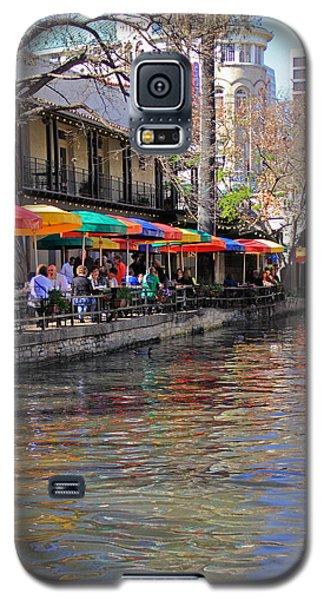 San Antonio Riverwalk Galaxy S5 Case