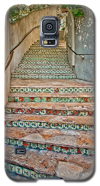 San Antonio Riverwalk Stairway Galaxy S5 Case
