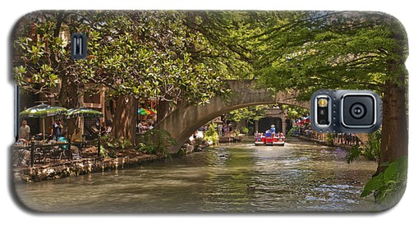 San Antonio Riverwalk Galaxy S5 Case