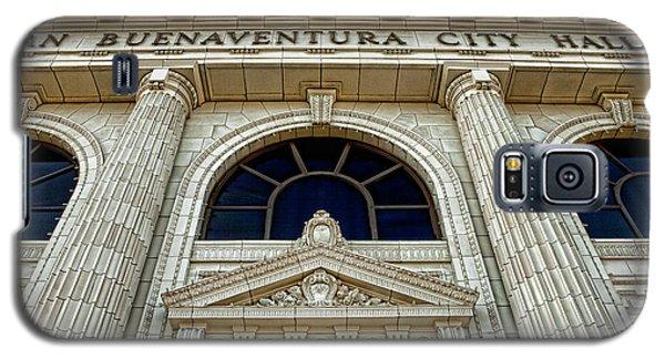 San Buenaventura City Hall Galaxy S5 Case