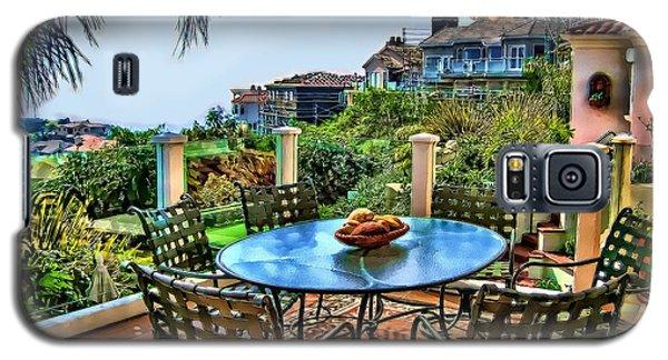 San Clemente Estate Patio Galaxy S5 Case