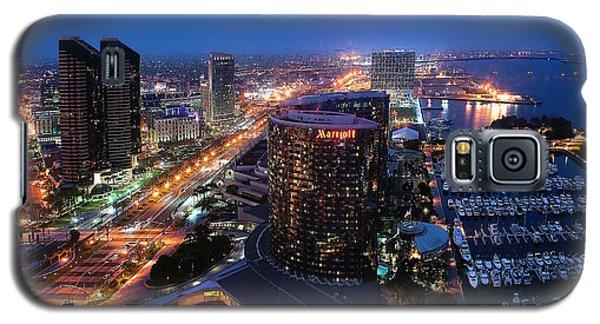 San Diego Bay Galaxy S5 Case