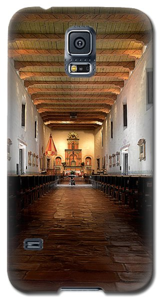 Galaxy S5 Case featuring the photograph San Diego De Alcala by Christine Till