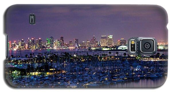 San Diego Skyline 4 Galaxy S5 Case