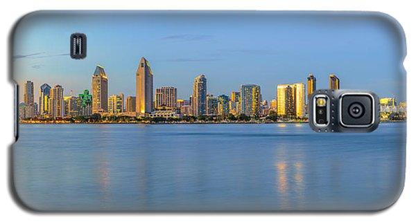 San Diego Skyline At Dusk Galaxy S5 Case