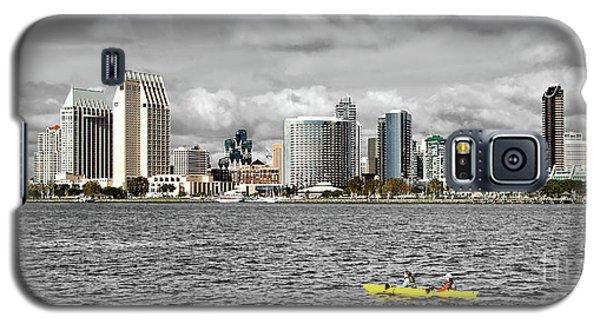 San Diego Skyline Galaxy S5 Case