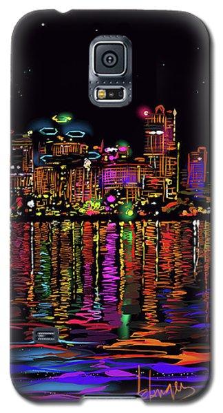 San Diego Stars Galaxy S5 Case