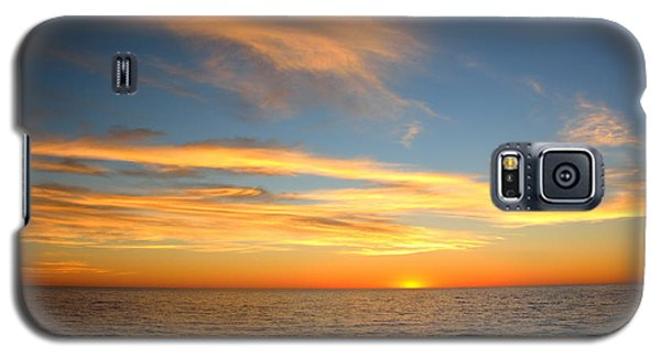 San Diego Sunrise Galaxy S5 Case