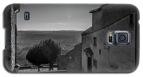 San Francesco Monastery - Fiesole, Italia. Galaxy S5 Case