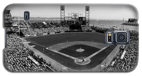 San Francisco Ballpark Bw Galaxy S5 Case