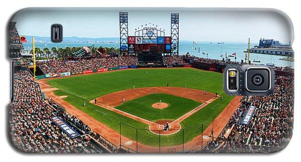 San Francisco Ballpark Galaxy S5 Case
